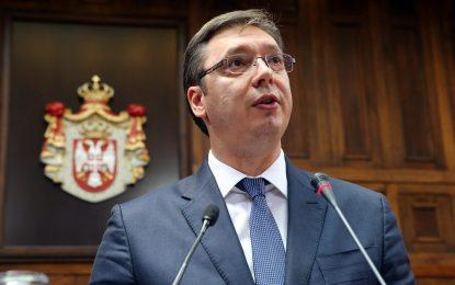 Сръбският премиер иска търговски съюз на Балканите