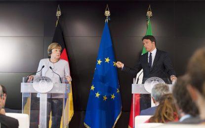 Германия и Италия се разбраха да връщат икономическите имигранти вкъщи