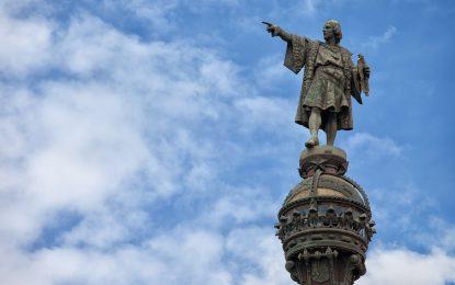 Антиимпериалисти искат Барселона да събори статуята на Колумб