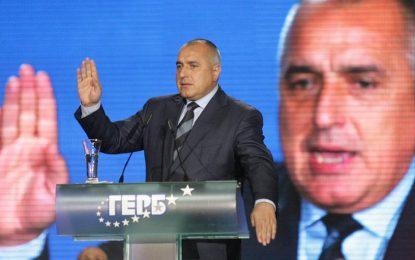 Борисов отрязал ДПС за влизане във властта през парадния вход