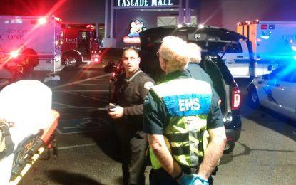 Мъж уби четирима души в американски мол