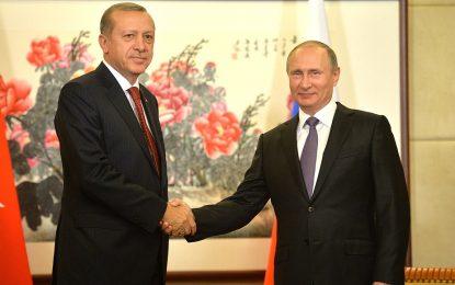 Русия и Турция пак си дружат