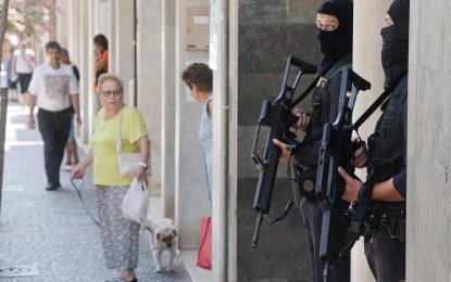 """Европейски полицаи арестуваха петима от """"Ислямска държава"""""""
