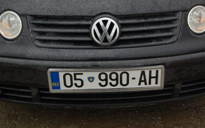 Табели от… хартия разгневиха шофьорите в Косово