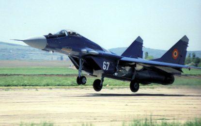 Румъния пенсионира руските МиГ-ове догодина