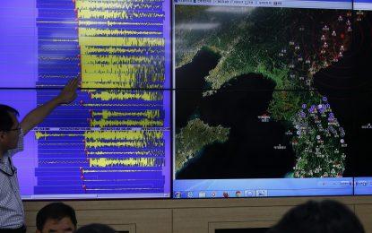 КНДР проведе опит с 10-килотонова ядрена бойна глава