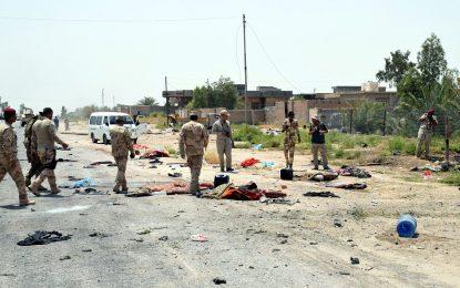 Три месеца след освобождението иракчаните се завръщат във Фалуджа
