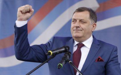 Европа не подкрепи САЩ за санкциите срещу Додик
