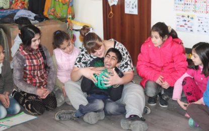 Училището на децата бежанци в Харманли търси помощ