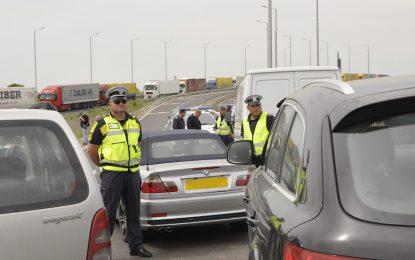 "Арести на мигранти и каналджии затвориха ""Капитан Андреево"""