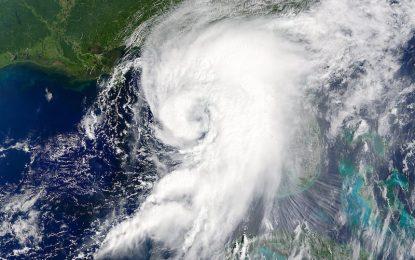"""Ураган връхлетя Флорида и донесе страх от """"Зика"""""""