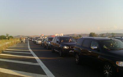 С повече полиция МВР ще бори празничния трафик за Гърция