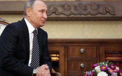 Според Путин президентската кампания в САЩ показва значението на Русия