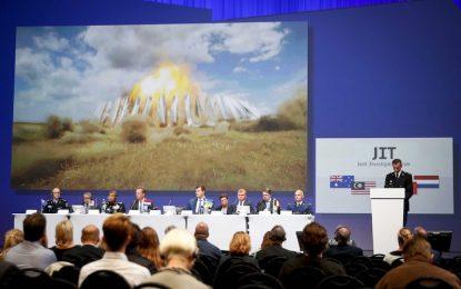 Последно: Русия съпричастна към свалянето на малайзийския самолет над Украйна