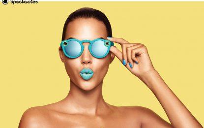 Snapchat пуска умни очила с камера