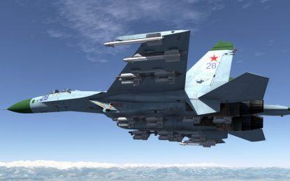 Руски изтребител прихвана американски самолет над Черно море
