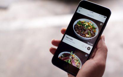 Uber започва доставки на храна в още 31 града по света