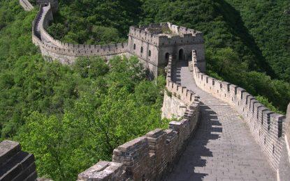 Пекин разследва бутафорен ремонт на Китайската стена