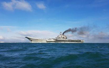 Испания позволява на руски кораби да презаредят по пътя си към Сирия