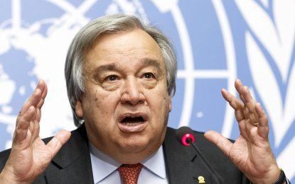 Антониу Гутериш е новият генерален секретар на ООН
