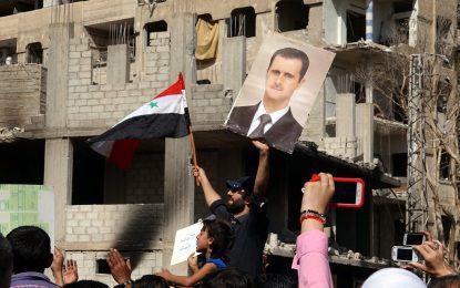 Алепо и митът за суверенитета на Сирия