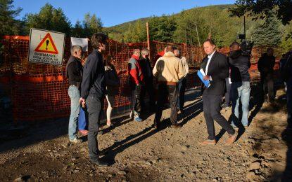 Главният архитект на София спря строежа в Бистрица