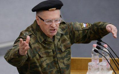 Жириновски плаши САЩ: Тръмп или война