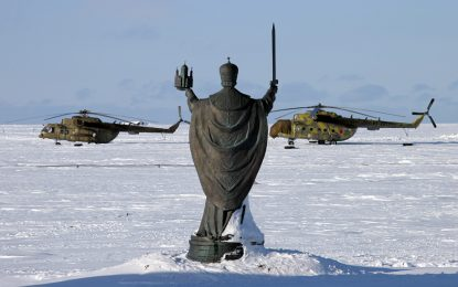 Руснаци откриха нацистка база в Арктика