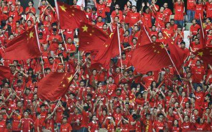 Протести в Китай след загуба от Сирия на футбол