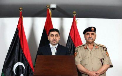 Бойци на бившето правителство на Либия опитват преврат срещу сегашното