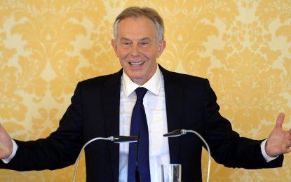 """Блеър се връща в политиката, за да спаси Великобритания от """"Брекзит"""""""