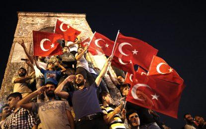 Турция обяви датата на преврата за национален празник