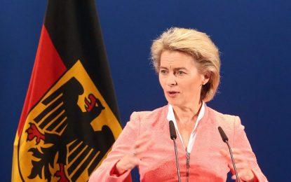 Германия готова да бъде и военен лидер на Европа