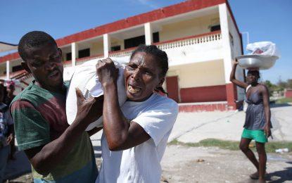 Хаитяните предупредиха да не даряваме пари на Червения кръст