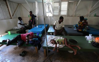 Холера заплашва живота на 10 млн. души в Хаити, а ваксини няма