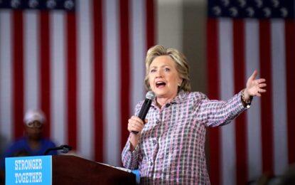 """WikiLeaks: Клинтън казва, че саудитците и Катар финансират """"Ислямска държава"""""""