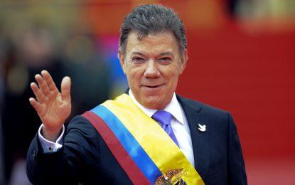 Нобелът за мир отива при президента на Колумбия
