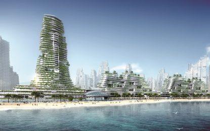 Иде бъдещето на… градовете-гори