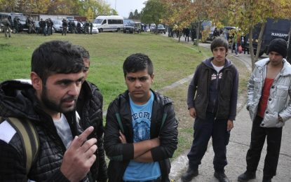 Оферта за трафик провокирала мигрантите в Харманли