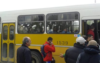 """Десетки жители на """"Княжево"""" и Владая настояха за по-добър транспорт"""