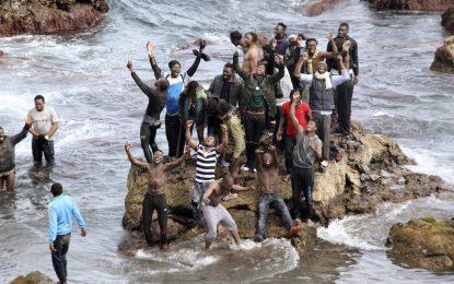 Европа затяга мерките срещу бежанците от Африка
