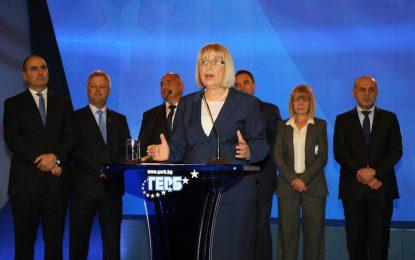 Победата на ГЕРБ на изборите не е в кърпа вързана