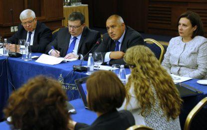 Борисов обяви каналите за контрабанда за затворени