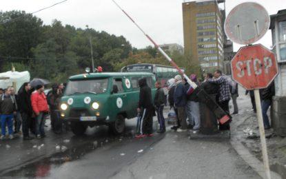 Ковачки спира закриване на рудника, миньорите не спират протеста