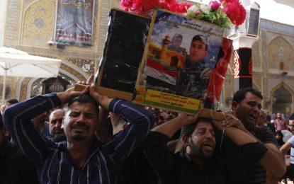 Халифатът разстрелва в Ирак, въздушни удари убиват деца в Сирия