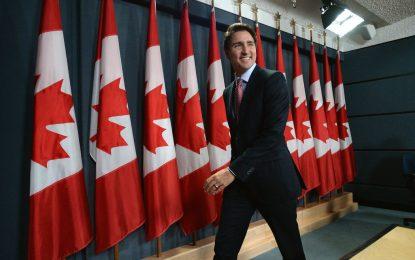 Без визи за Канада от 1 декември 2017