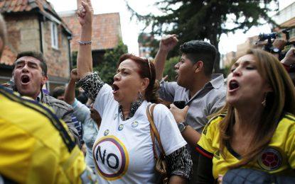 """Колумбия каза """"не"""" на мира с ФАРК"""