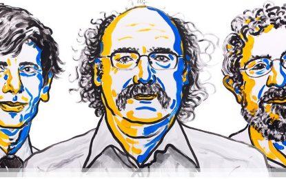 Tрио тополози грабна Нобела за физика