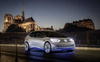 """VW поглежда отвъд """"дизелгейт"""" с безпилотен автомобил на ток"""