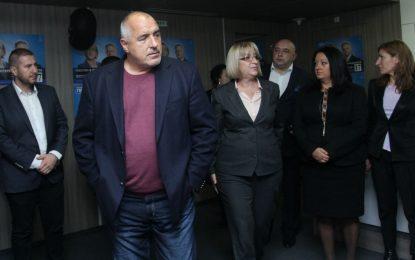 Защо г-н Борисов ще подава оставка?